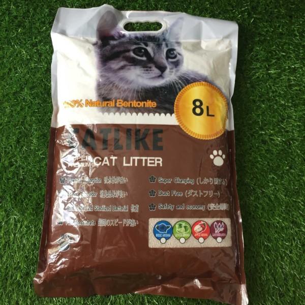 Cát vệ sinh cho mèo Cat Like 8 lít