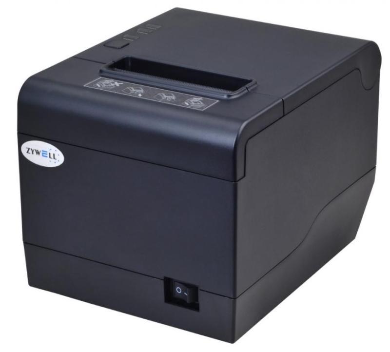 Máy in hóa đơn Zywell-808