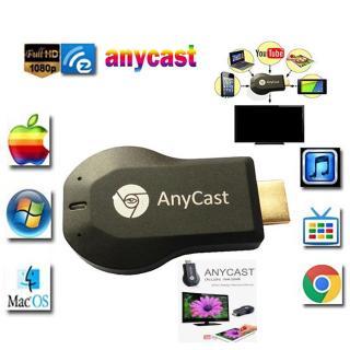 Kết nối điện thoại với tivi HDMI không dây anycast M9 Plus - Dùng cho hầu hết tất cả các điện thoại thông minh smartphone - iPhone, iPad, Wiko, Vivo, Oppo...Có hướng dẫn sử dụng. 4