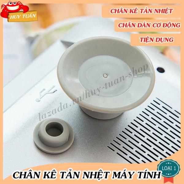 Bảng giá Bộ 4 chân kê tản nhiệt laptop bằng silicon (CKL04) - Huy Tuấn Phong Vũ