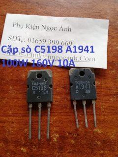 A5198 C1941 cặp sò âm thanh 2SA1941 2SC5198,1941 5198 chất lượng cao thumbnail