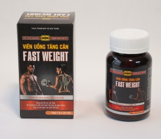 Viên uống tăng cân Fast Weight thumbnail