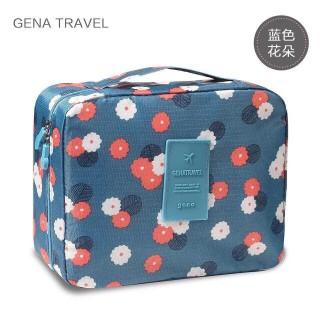 Túi đựng mỹ phẩm gấp gọn , túi đựng mỹ phẩm xách tay Travel Bag , túi mỹ phẩm Washbag tiện dụng chống thấm nước , túi mỹ phẩm đa năng , túi vải đựng mỹ phẩm dễ thương túi trang điểm xách tay du lịch thumbnail