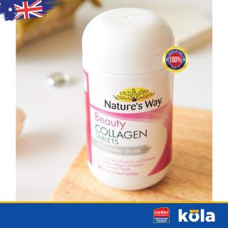 Viên uống bổ sung Collagen Nature s Way Beauty Collagen 60 Viên thumbnail