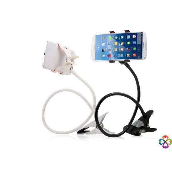 Giá đỡ điện thoại đuôi khỉ thông minh tiện dụng