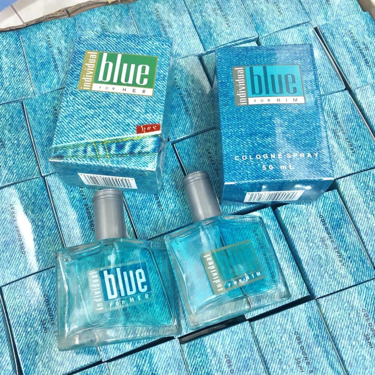 Nước Hoa Nam - Nữ Blue Pour Sud Individual 50ml