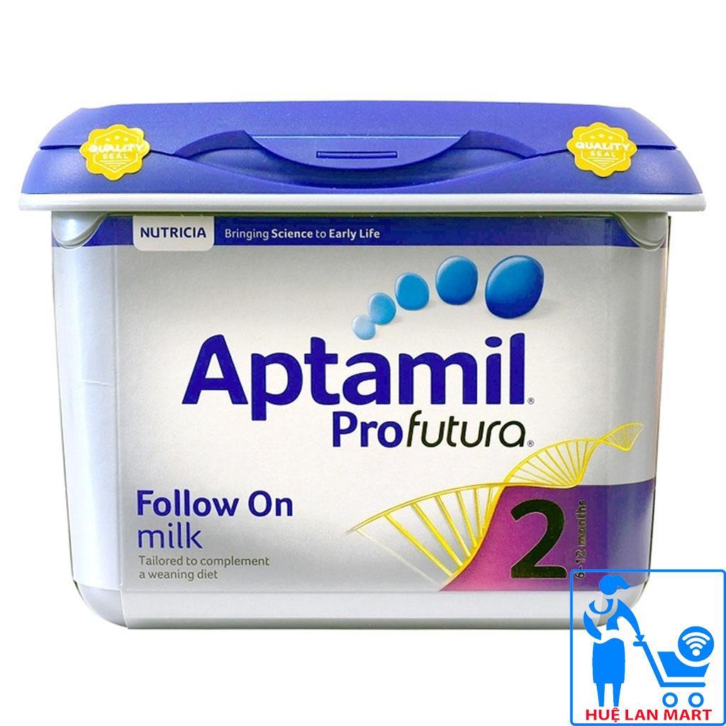 Sữa Bột Aptamil Anh Nội Địa Số 2 - Hộp...