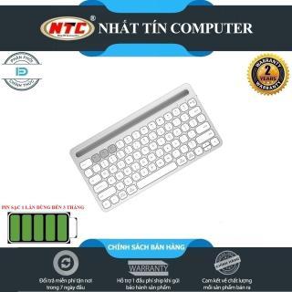 [Nhập ELJUN21 giảm 10%] Bàn phím không dây Bluetooth FD iK8500 pin dùng đến 12 tháng (3 màu) - Hãng phân phối chính thức - Nhất Tín Computer thumbnail
