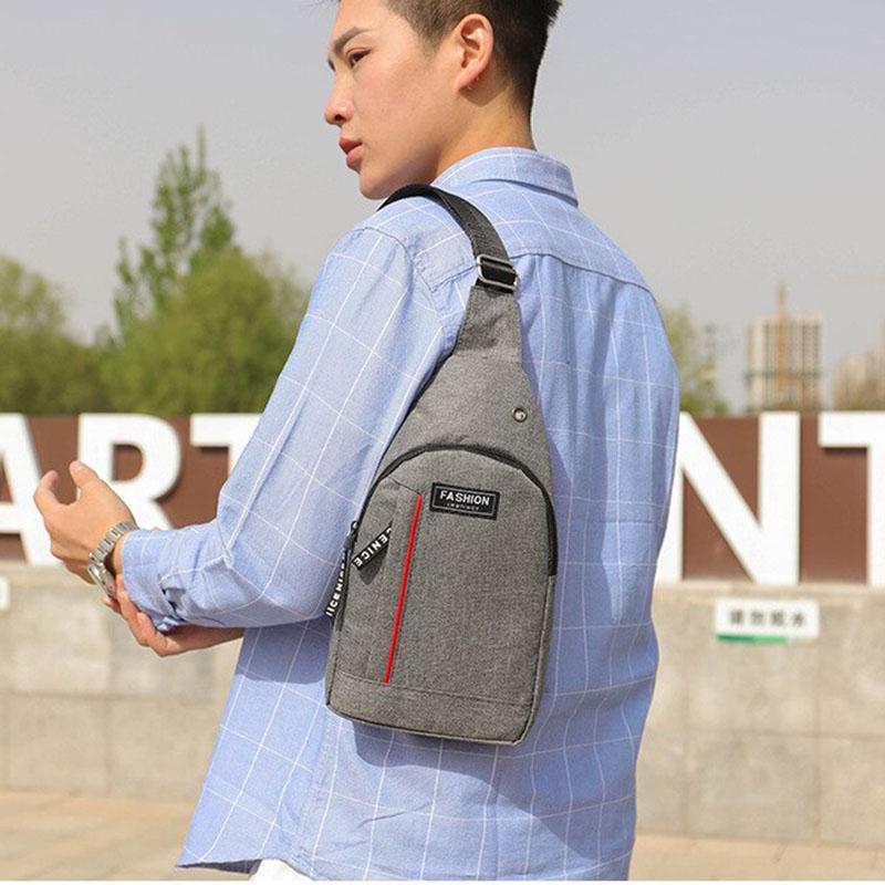 Túi đeo chéo nam vải bố thời trang TX9125-TX8032