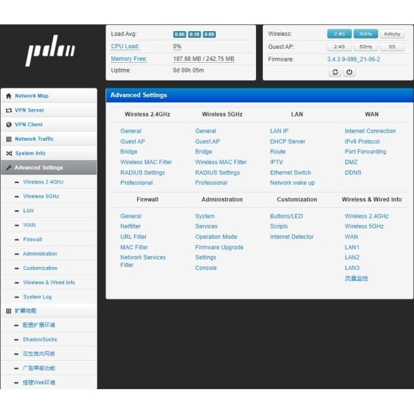 Bảng giá ( Padavan , Openwrt ) Bộ Phát Wifi Mesh Wifi 6 Xiaomi CR6608 AX1800 Phong Vũ