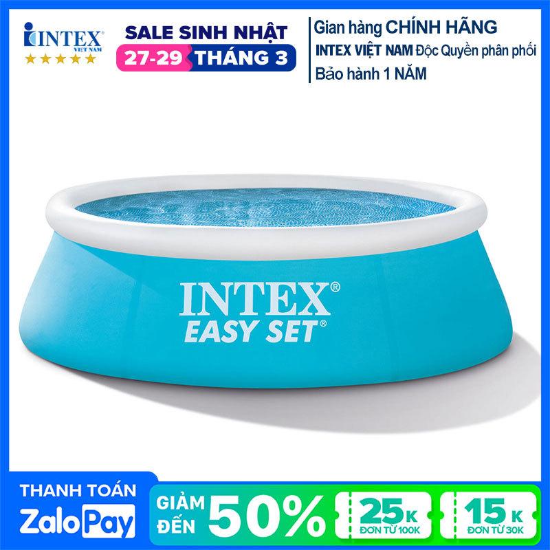 Bể bơi phao tròn gia đình INTEX 28101 - Hồ bơi lắp dựng, Bể bơi gia đình
