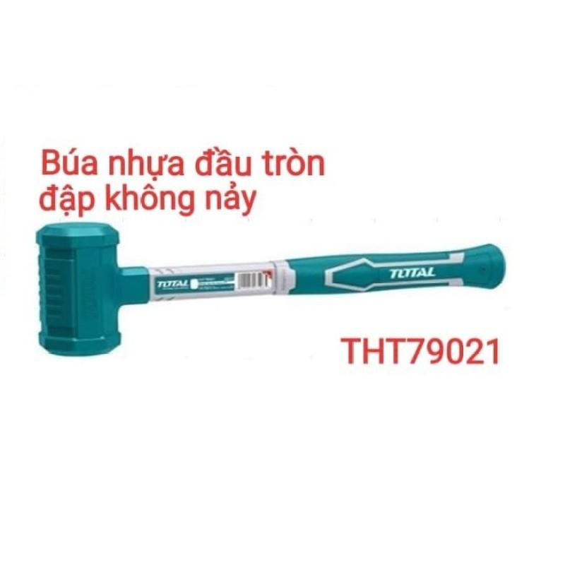 Búa nhựa đầu tròn đập không nảy Total THT79021