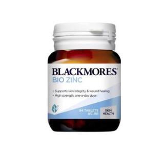 [ Hàng Chính Hãng Úc ] Viên uống bổ sung kẽm tự nhiên Blackmores bio zinc 84 viên và 168 viên thumbnail