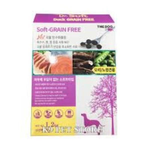 Thức ăn hạt mềm Dr.Soft Duck 1.2kg(Hàn Quốc) - 300G