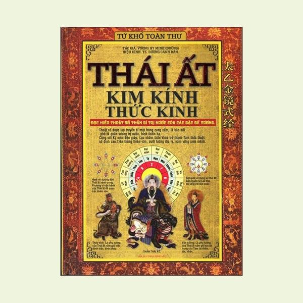 Mua Fahasa - Thái Ất - Kim Kính Thất Kinh