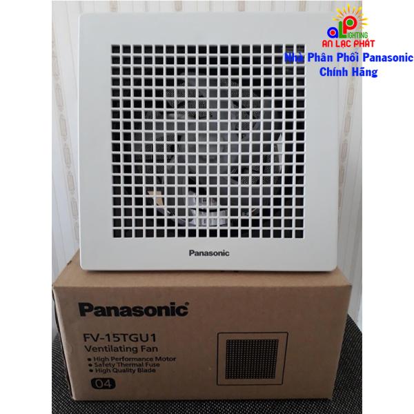Quạt hút âm trần Panasonic FV-15TGU1 độ ồn thấp chính hãng