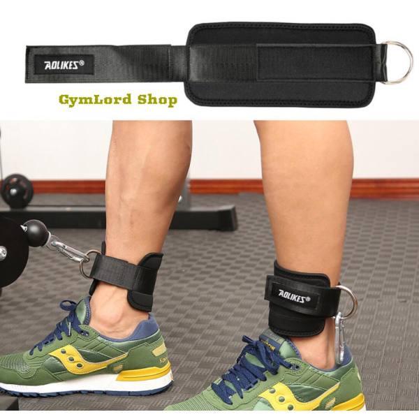 Bảng giá Đai quấn cổ chân Kickback hỗ trợ tập chân, mông Aolikes (1 đôi)