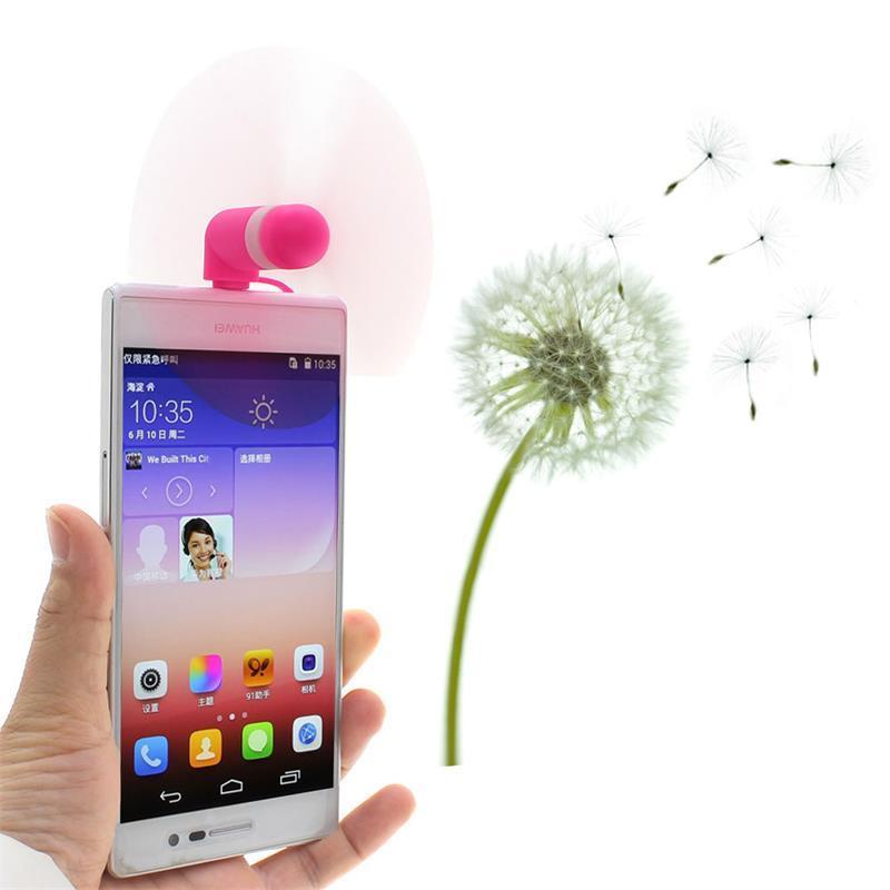 [Chống Nóng / Chống Cúp Điện] Quạt mini cắm trực tiếp vào điện thoại android cổng micro usb giá rẻ
