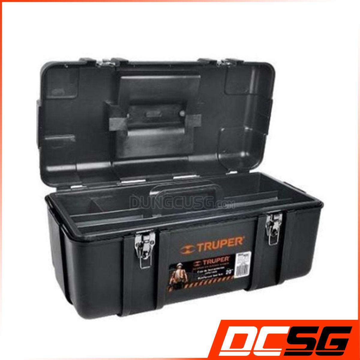 Thùng đựng đồ nghề 20 inch Truper 10380 [DCSG]