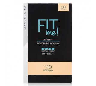 Phấn Phủ Maybelline Fit Me Skin Fit 110 Porclean thumbnail
