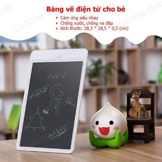 Bảng viết, vẽ điện tử, tự xóa thông minh màn hình LCD 8.5 inch (tặng kèm bút cảm ứng) Dũng Dũng 1 thumbnail