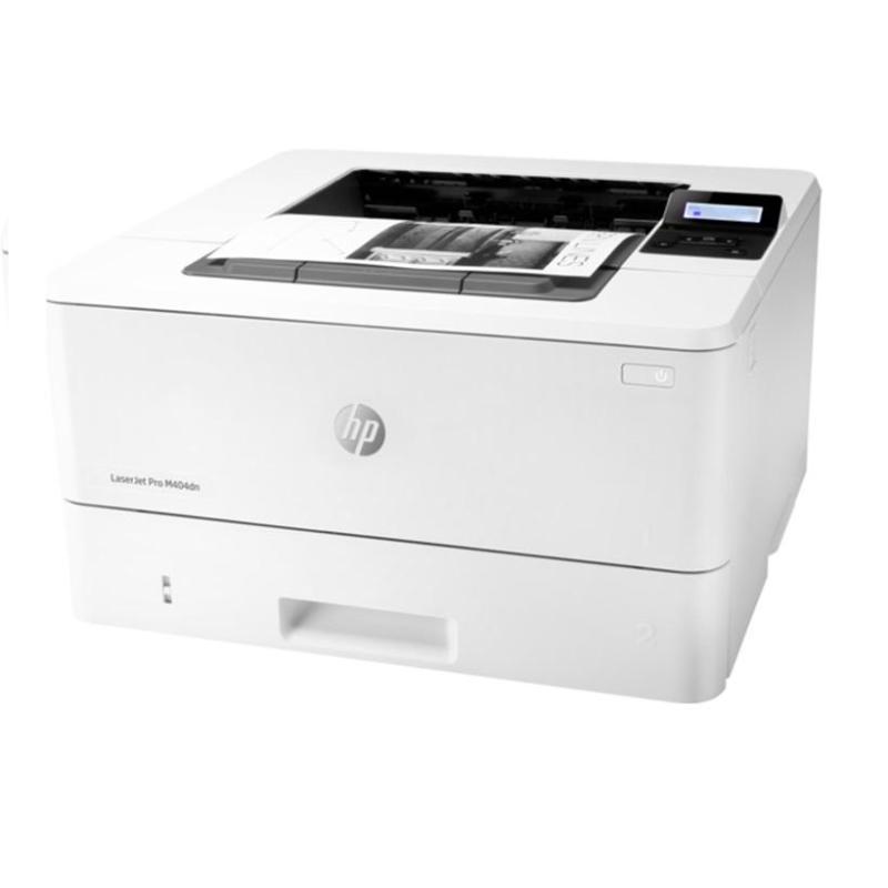 Máy In HP LaserJet Pro M404dn (In 2 mặt tự động, in mạng) - Hàng nhập khẩu