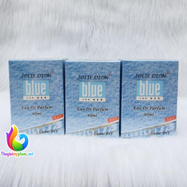 Nước Hoa Blue Nữ Singapore Chính Hãng 60ml