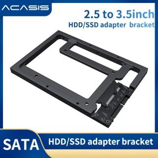 ACASIS SSD Bracket Hard Disk Bracket Size 2.5 to Size 3.5 SSD HDD Holder Metal Mounting Adapter Bracket for Desktop or Serve thumbnail