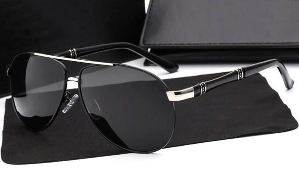 Giá bán Kính mát nam cao cấp P09 + Tặng kính đi đêm