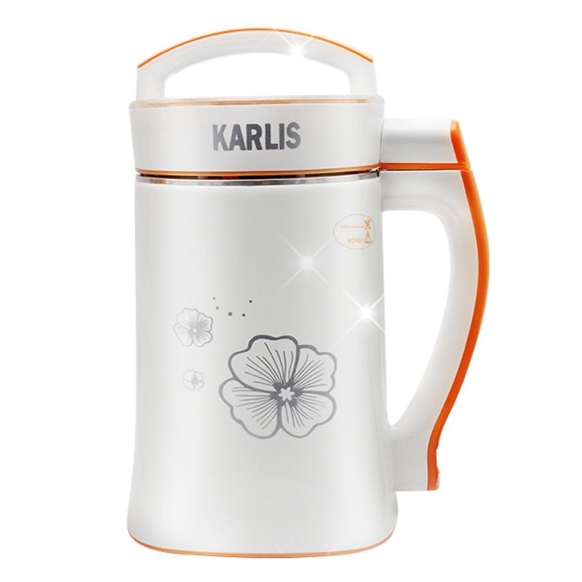 Máy Làm Sữa Đậu Nành Đa Năng Karlis 002293 (1.5L) - Trắng