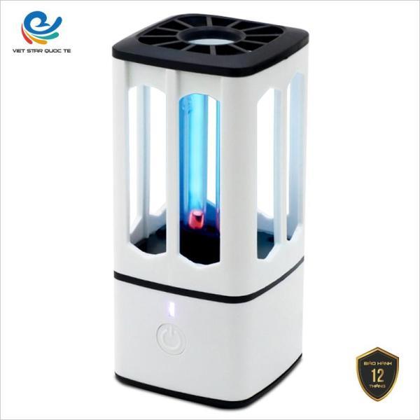 Đèn Khử Trùng Di Động, Đèn Khử Trùng Mini,  Đèn Diệt Khuẩn UV Cho Xe Hơi Đổi Mới Trong 07 Ngày
