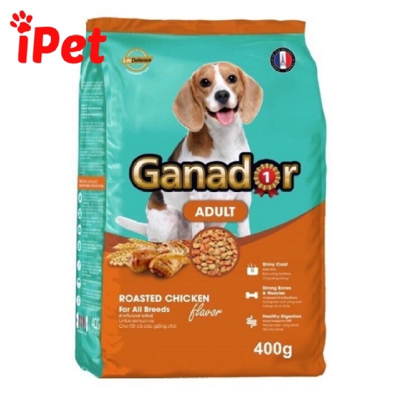 Thức Ăn Hạt Khô Ganador Adult Cho Chó Lớn Vị Gà Và Cừu - iPet Shop