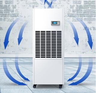 Máy hút ẩm công nghiệp Dorosin DP-10S- 240L ngày- thích hợp nhà xưởng sản xuất thumbnail