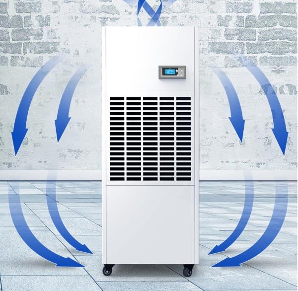 Máy hút ẩm công nghiệp Dorosin DP-10S- 240L/ngày- thích hợp nhà xưởng sản xuất
