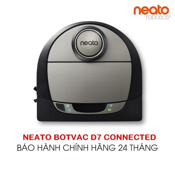 Robot hút bụi NEATO BOTVAC D7 - Hàng chính hãng Bảo hành 24 tháng 1 đổi 1