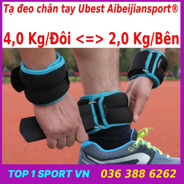 Tạ đeo chân tay thể thao, yoga, gym, chạy bộ cao cấp phiên bản 3.0 ABJSPORT- Thế hệ tạ gọn nhẹ và thẩm mỹ nhât hiện nay