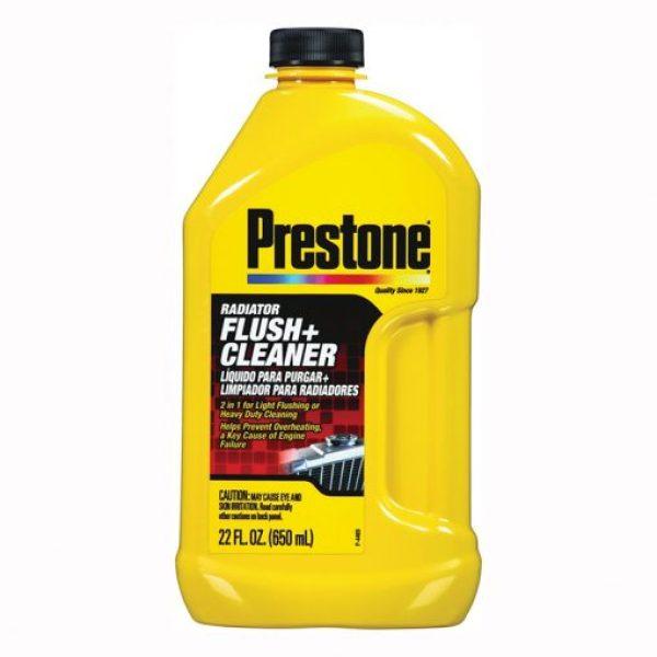 Dung dịch súc két nước Prestone Radiator Flush+ Cleaner 650ML - Made in USA