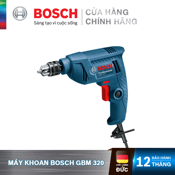 Máy khoan cầm tay Bosch GBM 320