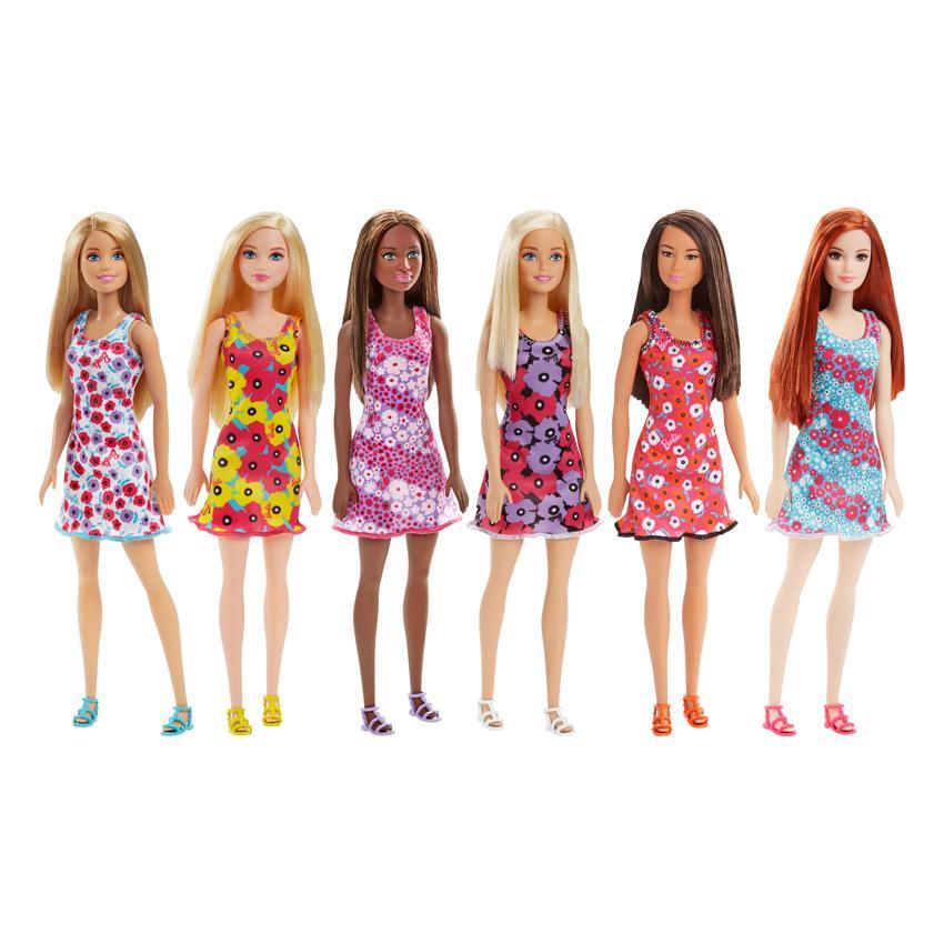Siêu Tiết Kiệm Khi Mua Búp Bê Barbie Duyên Dáng T7439