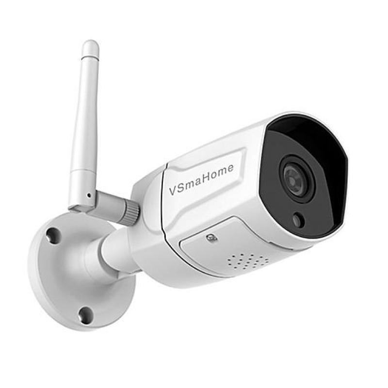 Camera không dây ngoài trời chống nước FULL HD VSMAHOME S01 + Thẻ 32GB