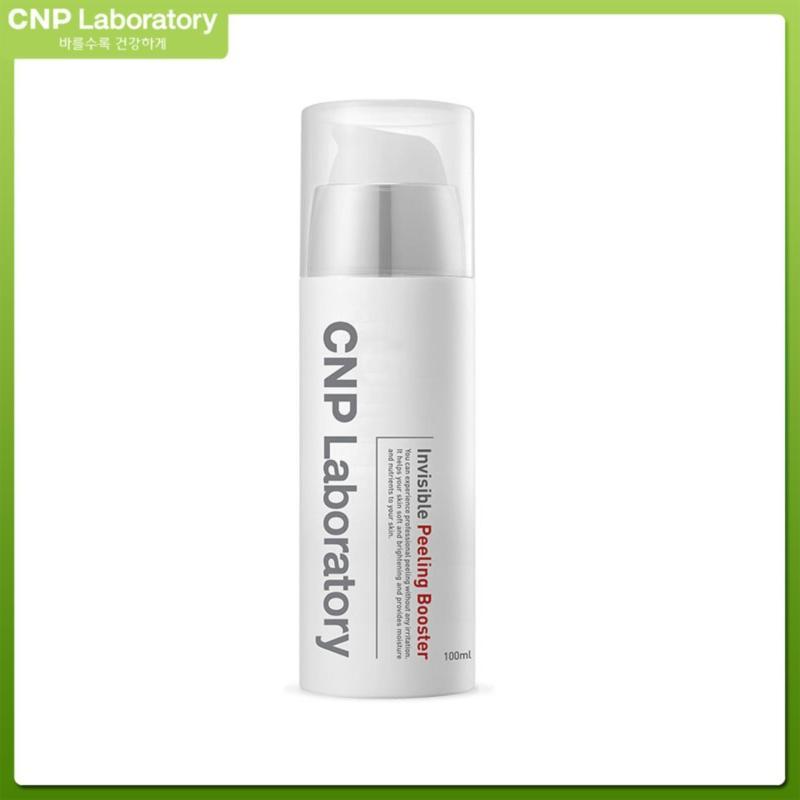 Gel tẩy tế bào chết thế hệ mới với PHA cải thiện da trong 7 ngày CNP Laboratory Invisible Peeling Booster 100ml nhập khẩu