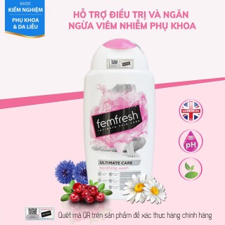 Dung dịch vệ sinh phụ nữ hàng chính hãng nước Anh thumbnail