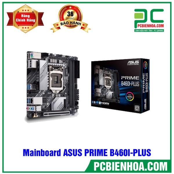 Bảng giá MAINBOARD ASUS PRIME B460I-PLUS ( LGA1200 / MINI-ITX / 2XDDR4 ) Phong Vũ