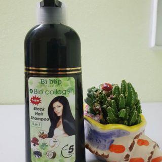 [QUÀ TẶNG TẾT THẦY CÔ 20-11] [Hàng chuẩn] Dầu gội thảo dược BiBop giúp tóc đen tư nhiên thumbnail