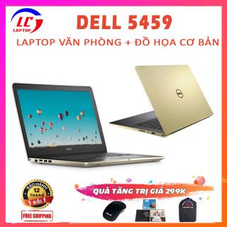 [Trả góp 0%]Dell Vostro 5459 Laptop Văn Phòng Đồ Họa i5-6200U VGA Nvidia 930M-2G Màn 14 HD Laptop Dell thumbnail