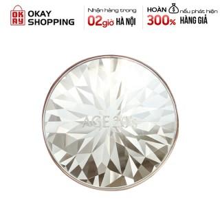 Phấn nền lạnh kim cương AGE 20 s Essence Cover Pact Original Diamond Edition màu trắng thumbnail