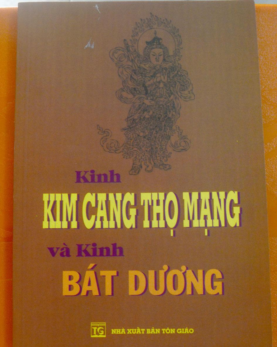 Mã Khuyến Mãi Kinh Kim Cang Thọ Mạng-Kinh Bát Dương