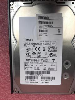 [HCM]Ổ cứng HDD SAS Hitachi 600Gb 15K 3.5 HUS156060VLS600 11504 SunMit thumbnail