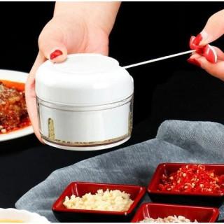 Máy xay tỏi ớt rau củ gia vị -xay đồ ăn dặm cho bé bằng tay tiện lợi thumbnail