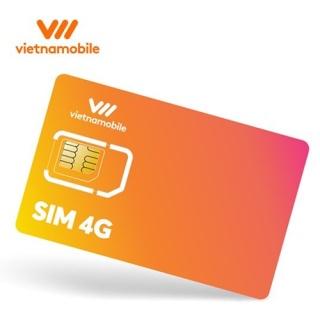 Sim Siêu Data 4G [free tháng đầu] Vietnamobile 30GB tháng - Duy trì chỉ 20k tháng thumbnail